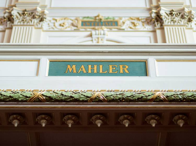 The Royal Concertgebouw cancels Mahler Festival 2021