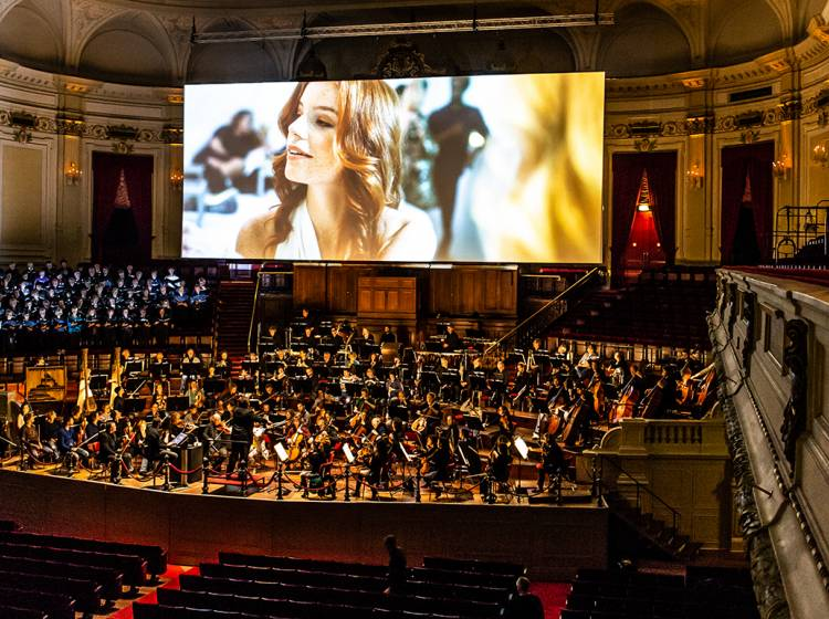 Symphonic Cinema: The Echo of Being